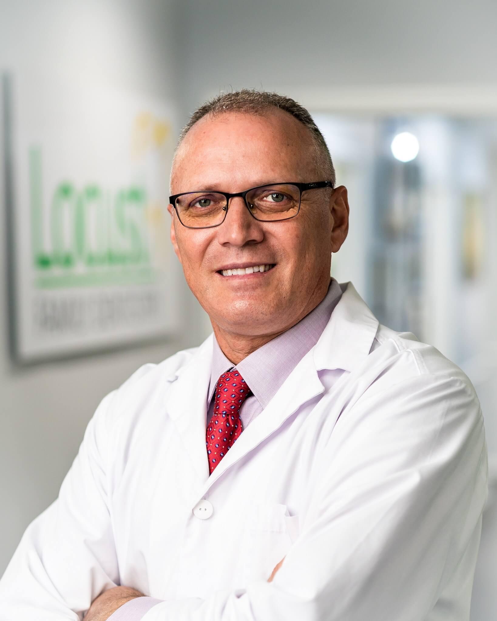 Dr. Enes Maxhuni Locust Family Dentistry Staff