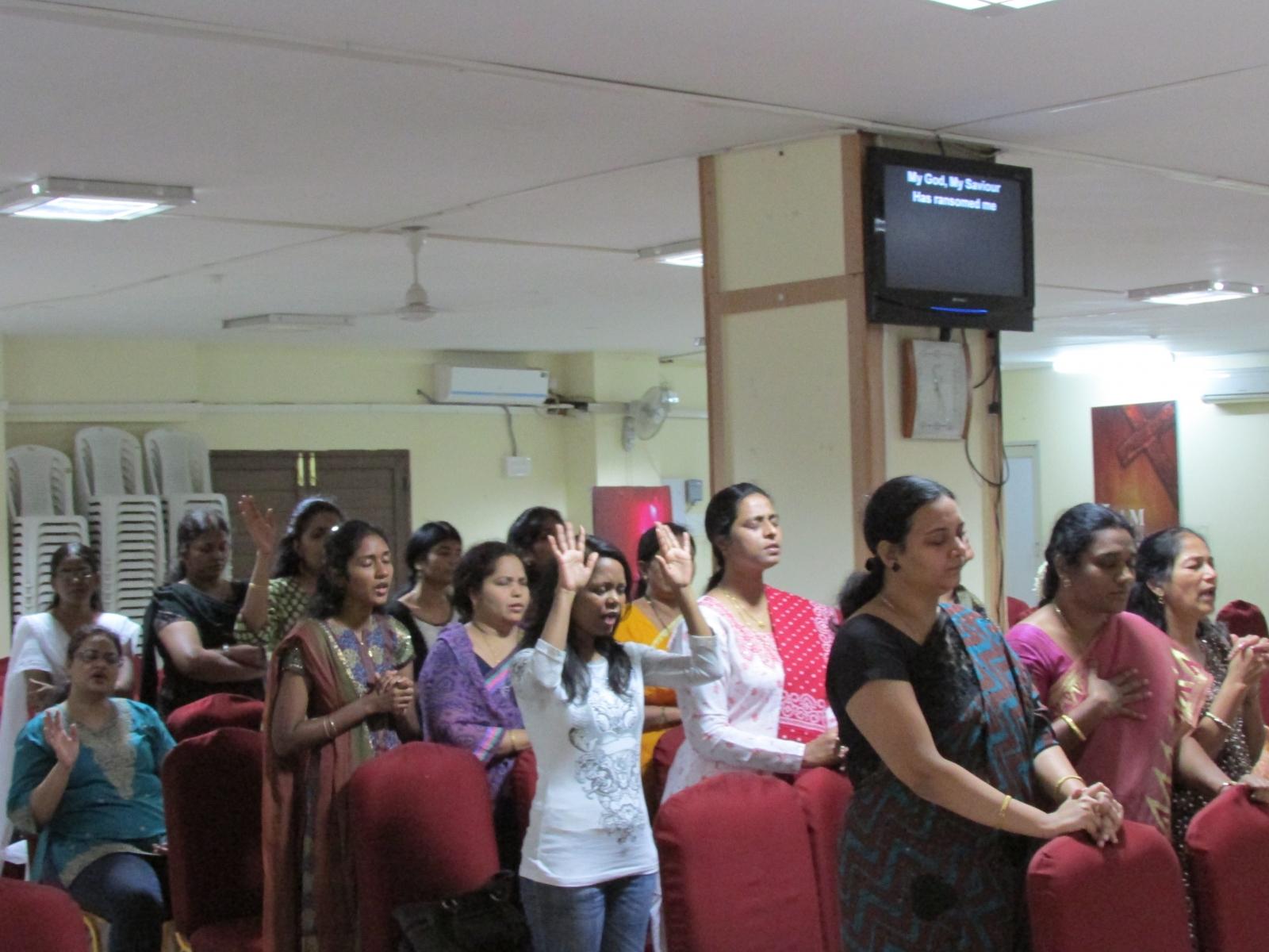 Praise-_-Worship