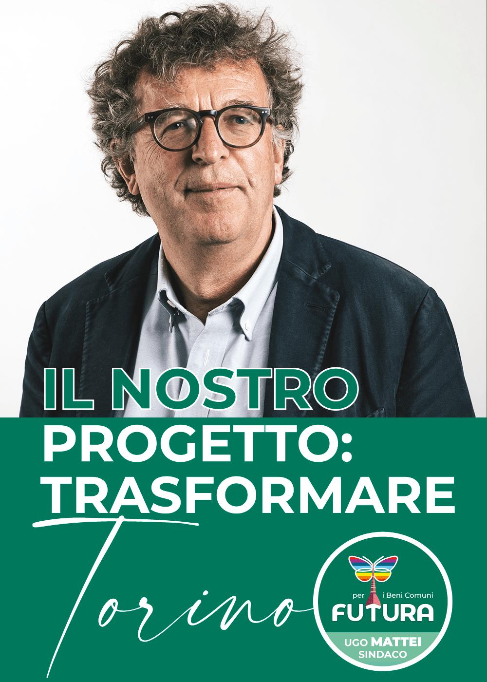 Ugo Mattei per Futura Torino