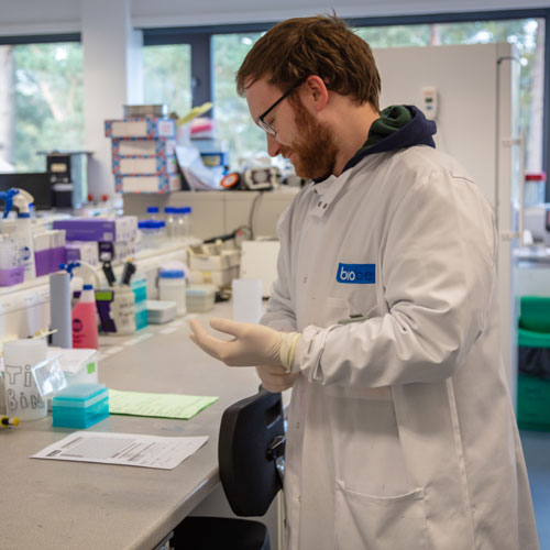 Scientific Services
