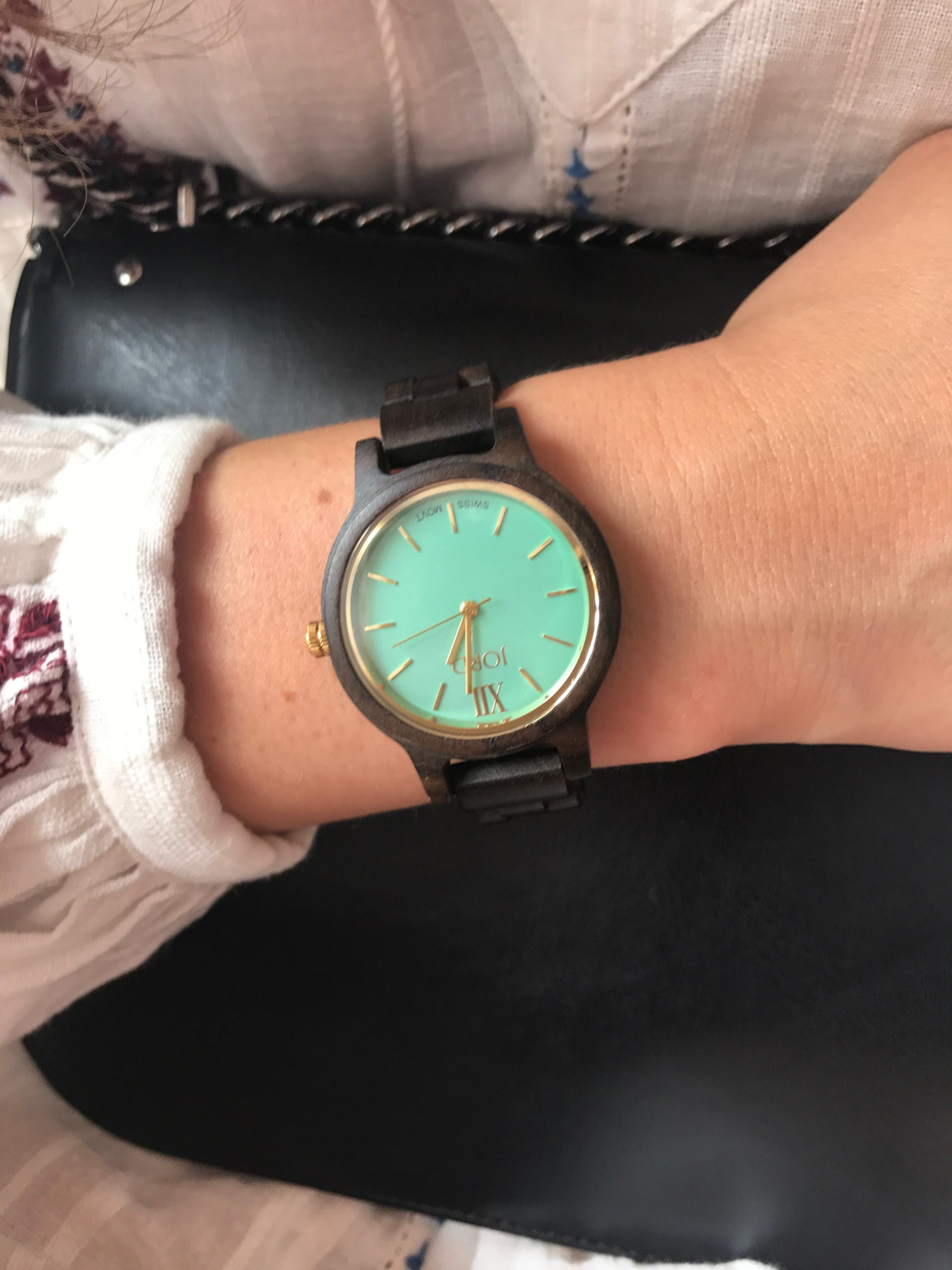 my-jord-watch-review, wooden watch