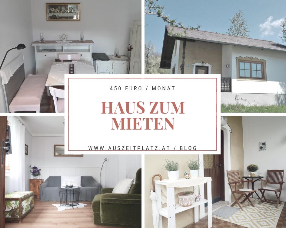 Haus zum Mieten in der Steiermark