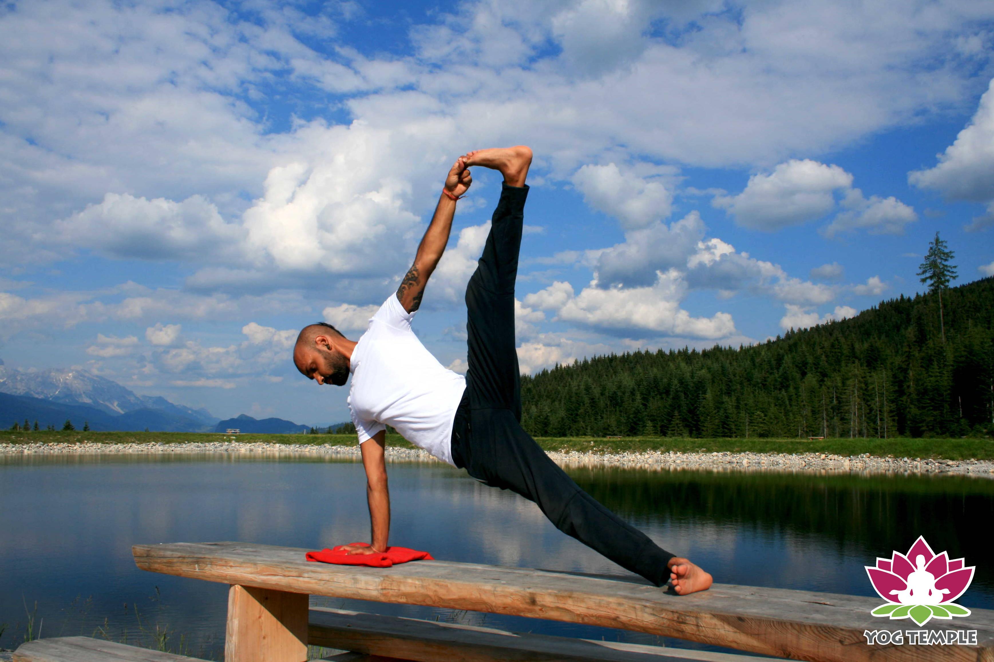 Yoga Ausbildung mit indischen Wurzeln