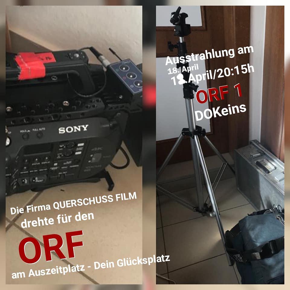 ORF1/ 18.April/ 20:15h/DOKeins am Auszeitplatz, Digitaler Stress und was man dagegen machen kann