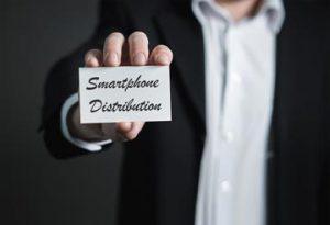 Smartphone Distribution in India