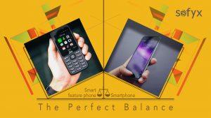 Era of smart feature phones