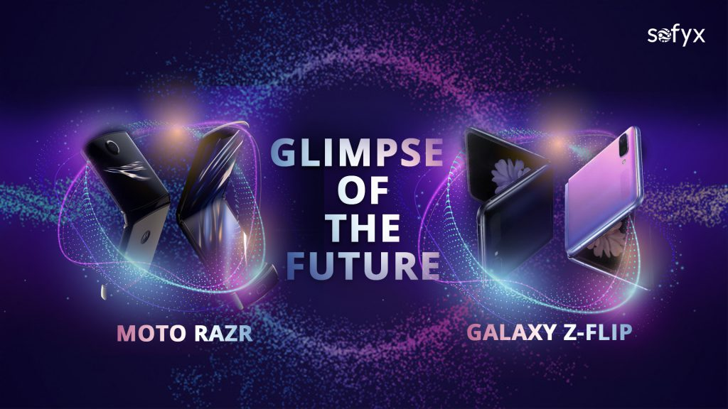 Samsung Galaxy Zflip Vs Motorola Moto Razr
