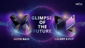 Motorola Razr vs Samsung Galaxy Z Flip – Which phone will you bend towards?