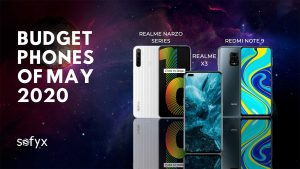 Best Budget Mobile Phones launching in May 2020