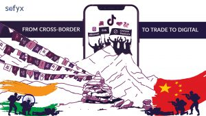 INDIA-CHINA STANDOFF – FROM CROSS-BORDER TO TRADE TO DIGITAL.