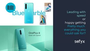 OnePlus Nord and OnePlus 8 – One company, Two approaches.