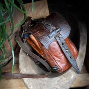 Griggsy Bag Leather Micro Bag