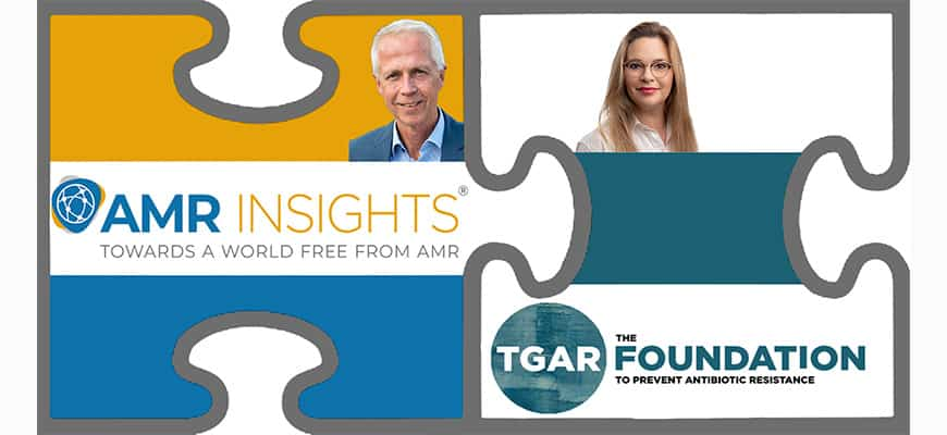 TGAR Foundation and AMR Insights to join forces