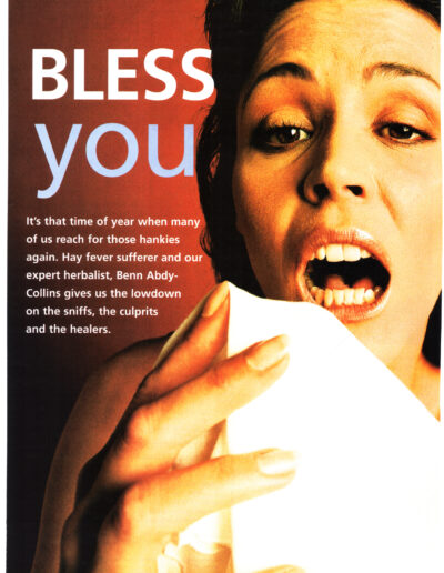 article - bless you - 1