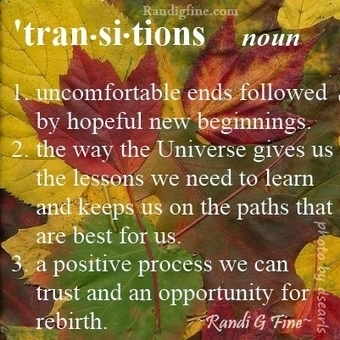 About: Transitions