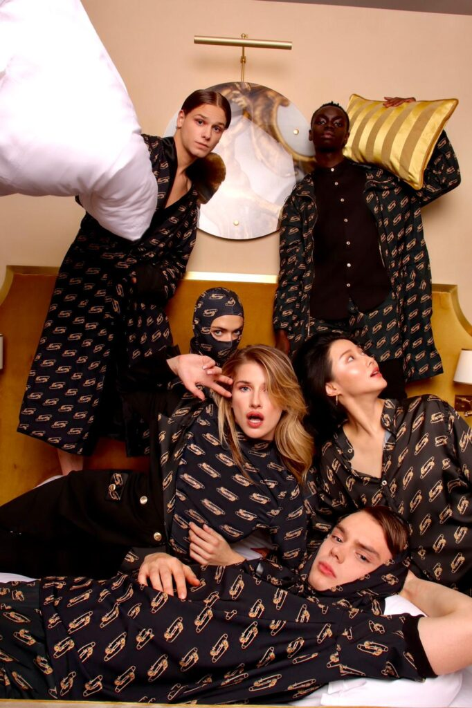 Alexandro Fratelli Pionera de la «Street Couture»en Francia
