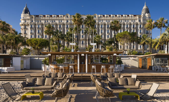 Carlton Cannes The Beach Club - Descubre Magazine