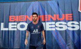 Leo Messi ya está en París - PSG - Descubre Magazine