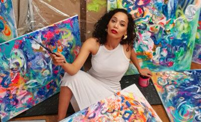 Exposición Zohra Hassani - Descubre Magazine