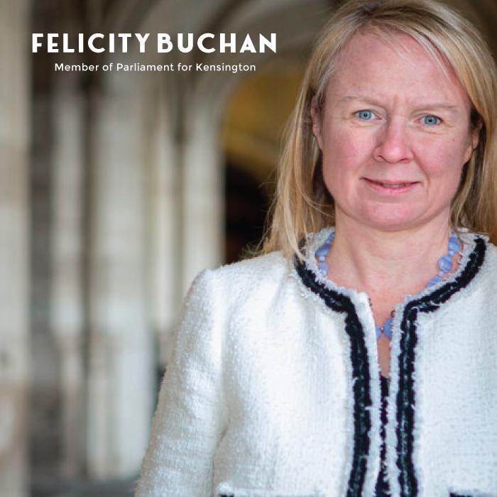 Felicity Buchan MP