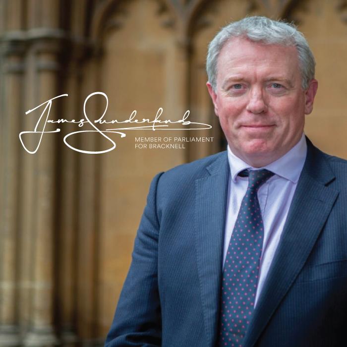 James Sunderland MP