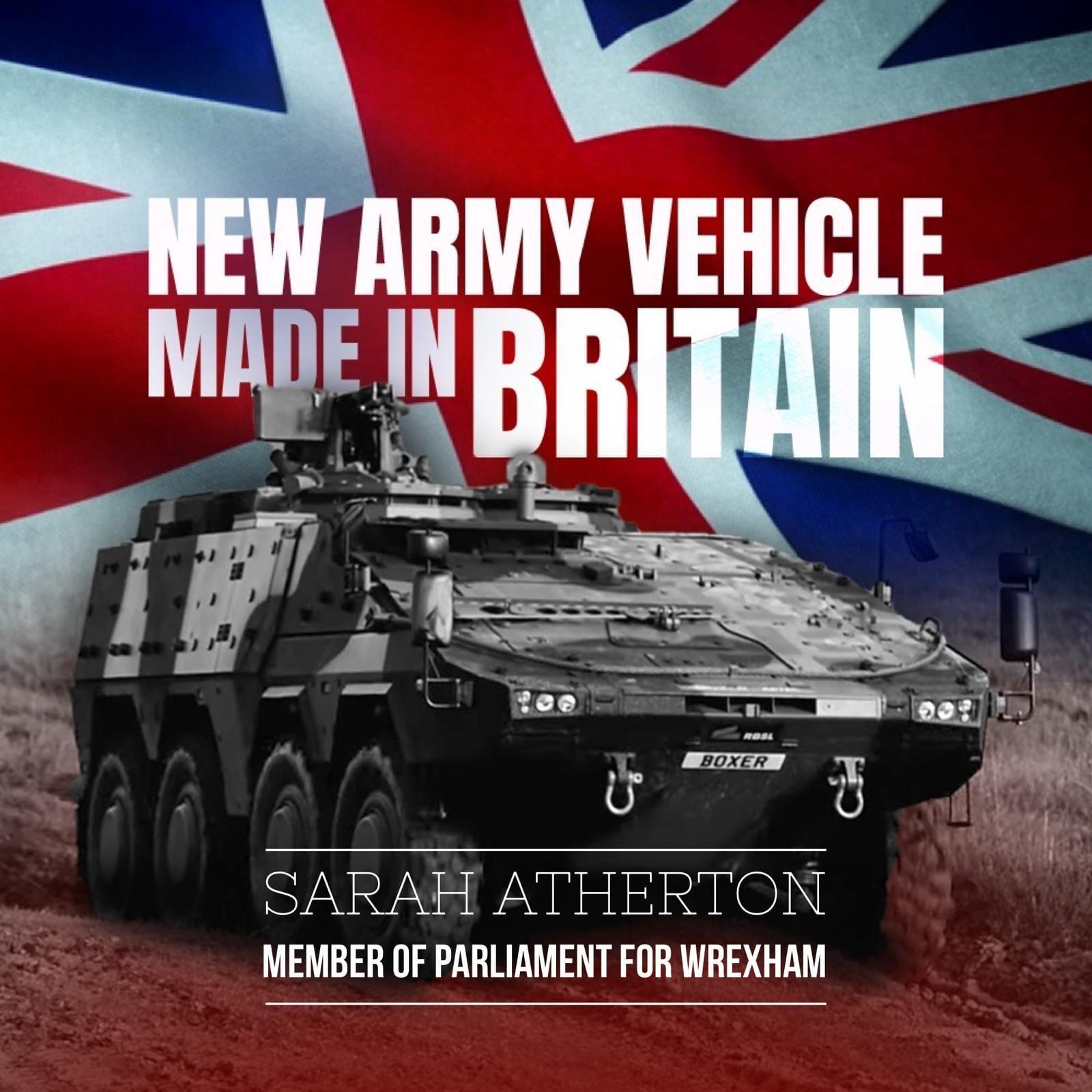 Sarah Atherton