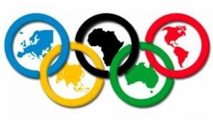 5 anillos olimp[icos