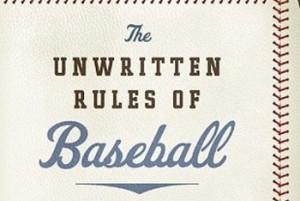 Las Reglas No Escritas Del Baseball