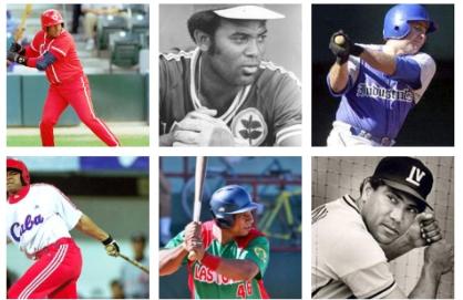 Consideraciones de grandes bateadores cubanos
