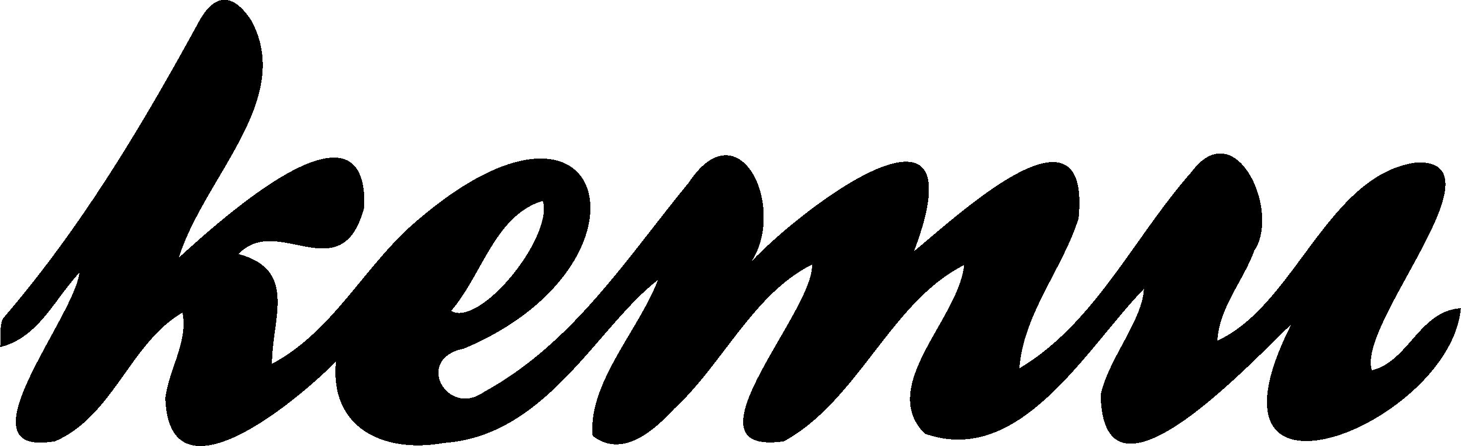 kemu_logo_musta