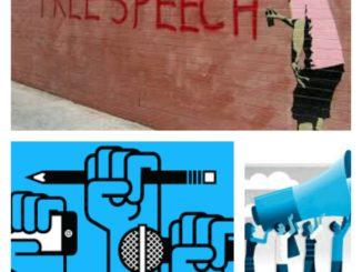 تحریر و تقریر کی آزادی کی تصویر