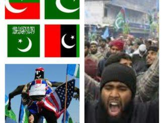سیاسی نعروں کی منڈی