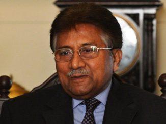 پرویز مشرف کی تصویر