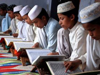 مدارس اسلامیہ کا نصاب