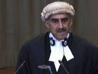 بین الاقوامی عدالتِ انصاف کا فیصلہ
