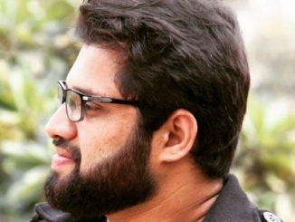 Ahmed Hashmi aik Rozan