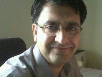 Mubashir Akram aik Rozan writer