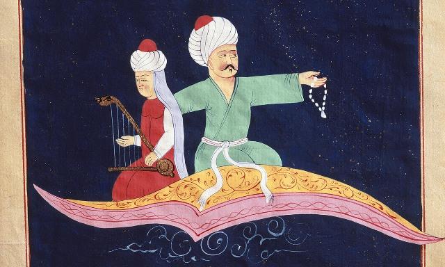Muslim sci-fi tradition
