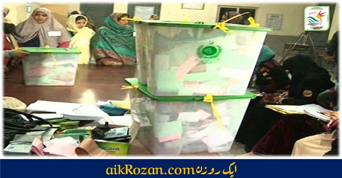 ملیر اور الیکشن