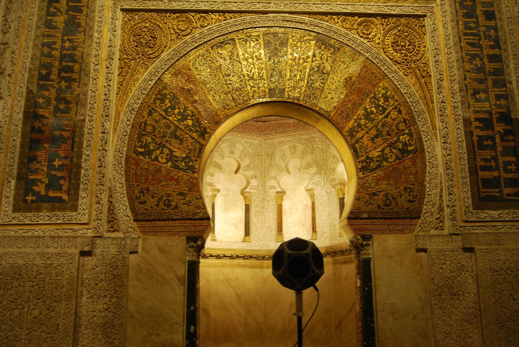 Cordoba Mosque آیا صوفیا، مسجد قرطبہ، بابری مسجد، اسلام آباد کے مندر کی فکری و فقہی اقلیدس