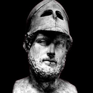 Pericles یونانی سیاست دان
