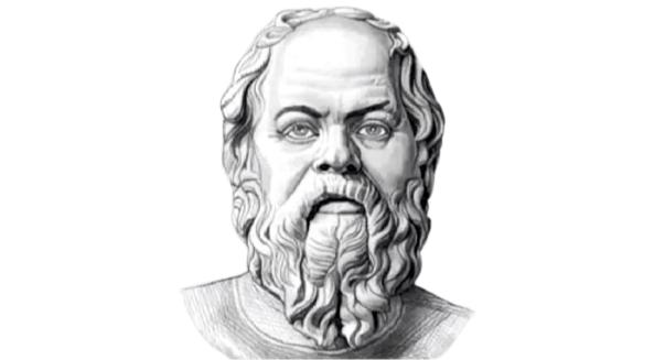 socrates سقراطی طنز