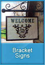 Bracket signs