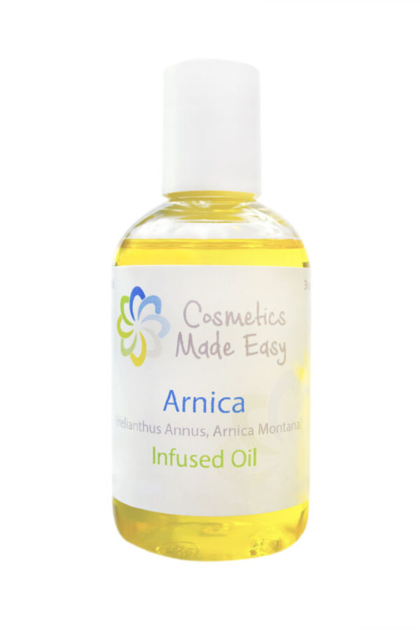 Arnica Infused Carrier Oil