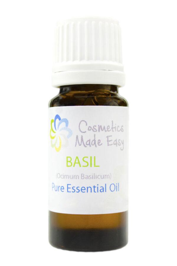 Basil (Ocimum Basilicum) Essential Oil