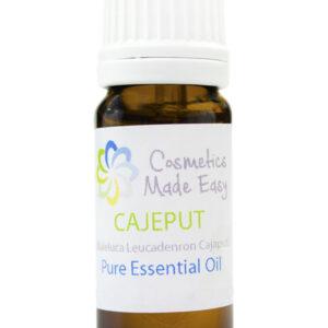 Cajeput (Maleluca Leucadendron Cajaputi) Essential Oil