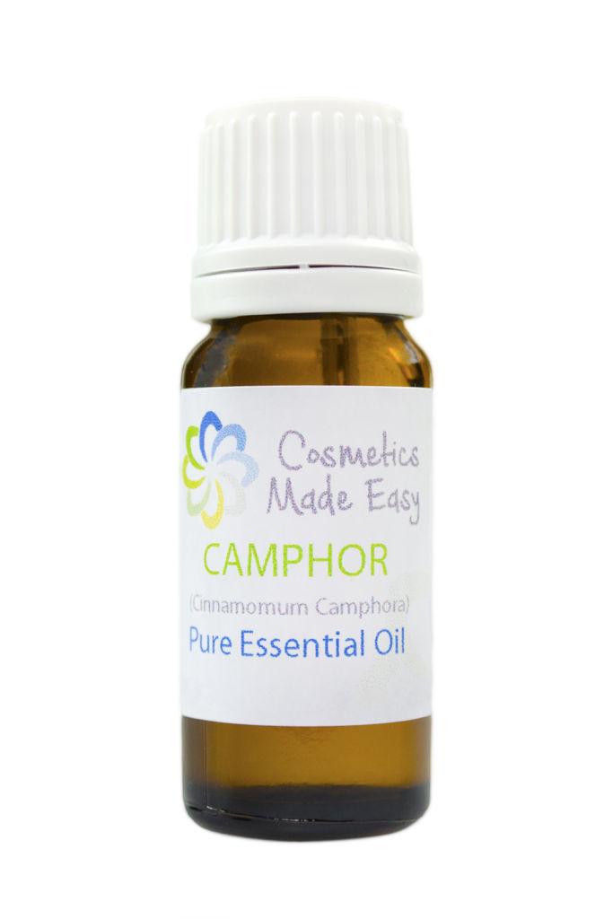 Camphor (Cinnamomum Camphora) Essential Oil