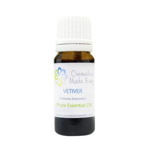 Vetiver (Vetivera Zizanoides) Essential Oil