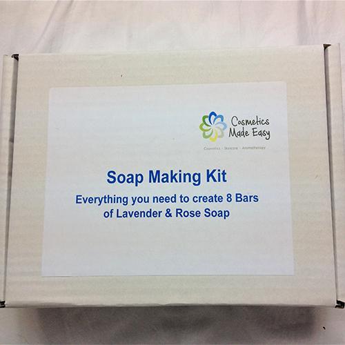 Soap Making Kit - Melt & Pour - Coconut & Almond