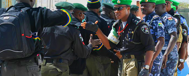 Photo of Nigerian Police Receive Over 700,000 Applications for 10,000 Jobs